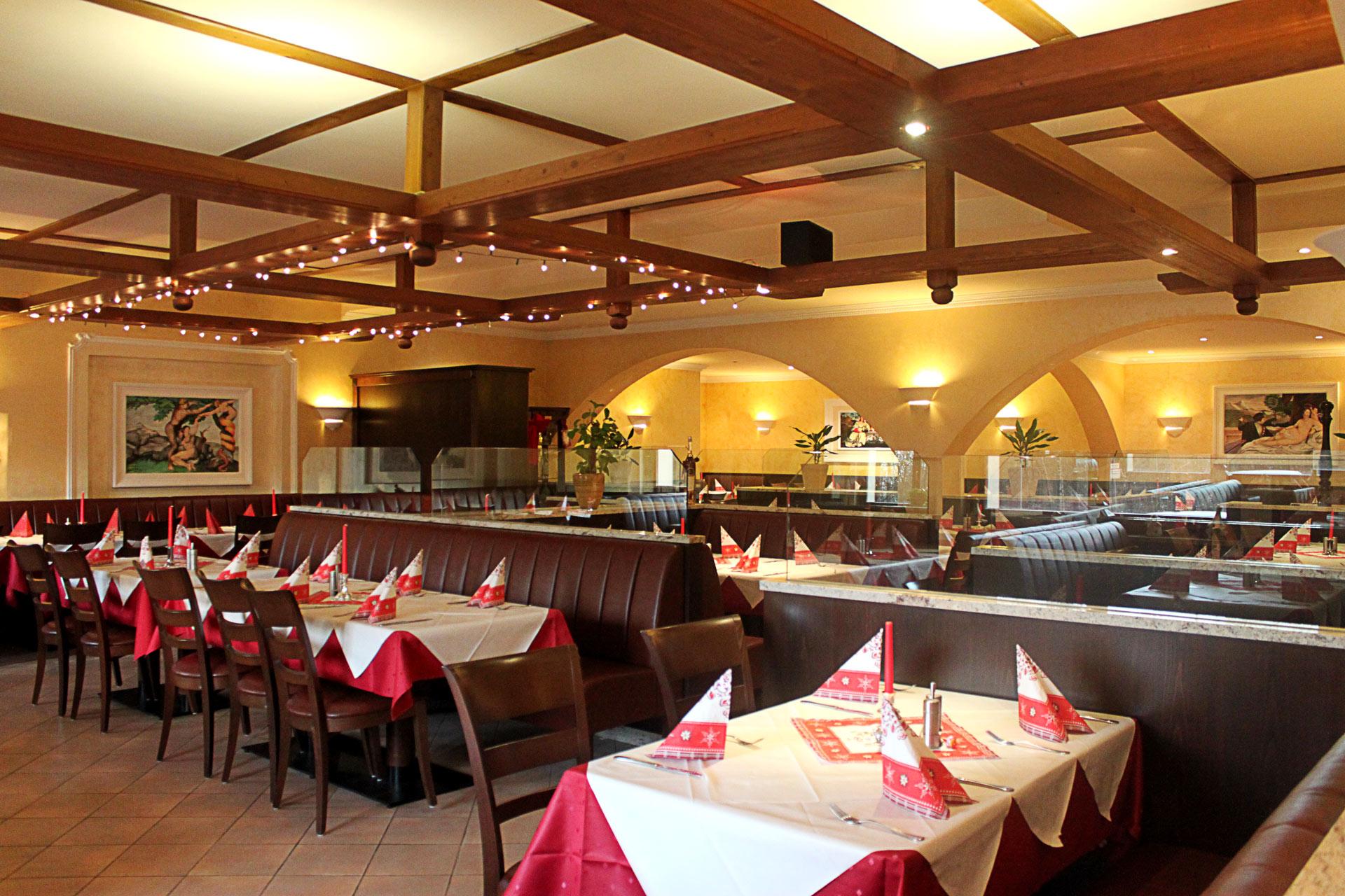 Buchberggrill Das italienische Restaurant